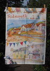 Sidmouth: 2015. To read story www.myteatowels.wordpress.com/2015/06/02/sid