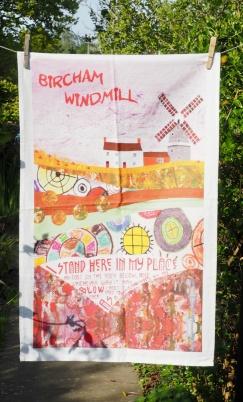 Bircham Windmill: 2015. To read the story www.myteatowels.wordpress.com/2015/08/09/bir