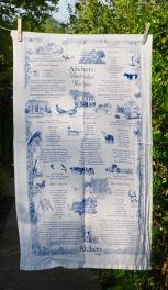 The Archers Ambridge Recipes: 2004. To read the story www.myteatowels.wordpress.com/2015/09/10/the