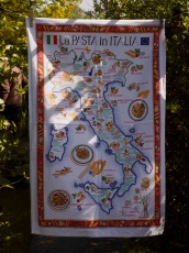 Pasta in Italia: 2012. To read the story www.myteatowels.wordpress.com/2015/06/12/lak