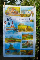 Northumberland: 2011 (back to 1959 and forward to 2017). To read the story www.myteatowels.wordpress.com/2017/12/22/nor