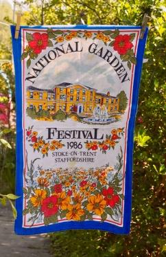 National Garden Festival (Stoke-on-Trent): 1986. To read story www.myteatowels.wordpress.com/2015/05/05/stoke-on-trent-1986