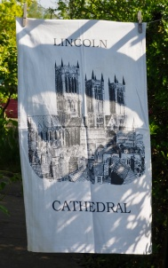 Lincoln Cathedral: 2001. To read story www.myteatowels.wordpress.com/2015/06/07/lin
