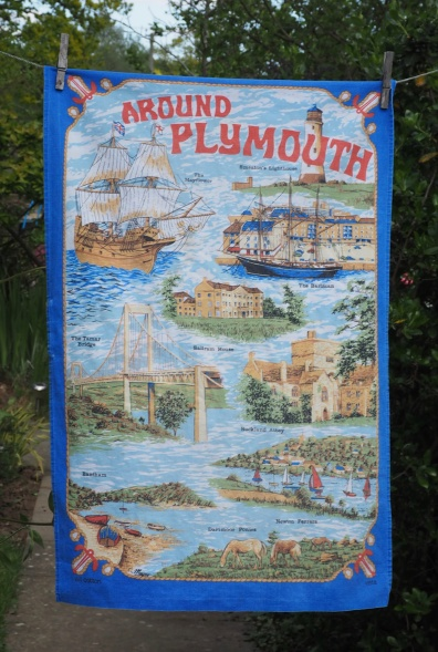 Around Plymouth: 1987. To read the story www.myteatowels.wordpress.com/2019/02/15/ply