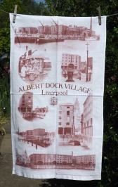 Albert Dock Village: 2013. To read story www.myteatowels.wordpress.com/2015/10/06/alb