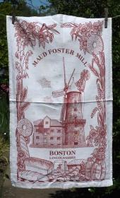 Maud Foster Mill, Boston: 2006. To read story www.myteatowels.wordpress.com/2015/10/10/mau