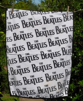 The Beatles Shop, Liverpool: 2013. To read the story www.myteatowels.wordpress.com/2015/10/02/bea