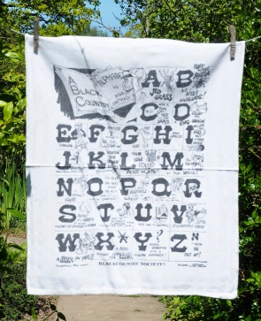 Black Country Alphabet: 2001. To read the story www.myteatowels.wordpress.com/2015/11/04/a-black-country-alphabet-2001/