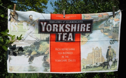 Yorkshire Tea: 1999. To read the story www.myteatowels.wordpress.com/2015/11/17/yor