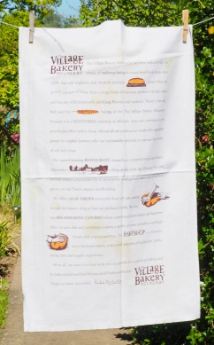 Village Bakery Melmerby: 2001. To read the story www.myteatowels.wordpress.com/2015/11/07/vil