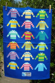 Rugby Union World Cup: 2015. To read the story www.myteatowels.wordpress.com/2015/11/23/rug