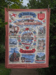 St Peters Port, Guernsey: 1999. To read the story www.myteatowels.wordpress.com/2017/10/07/gue