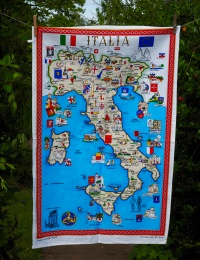 Italy: 2016 (going back to 1959). To read the story www.myteatowels.wordpress.com/2016/07/06/ita