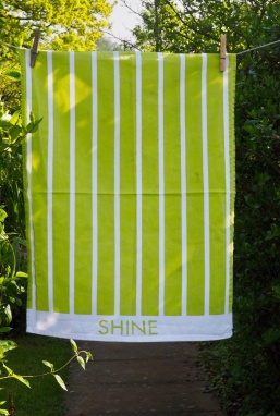 Shine: A true U.T.T. To read the story www.myteatowels.wordpress.com/2017/07/18/shi