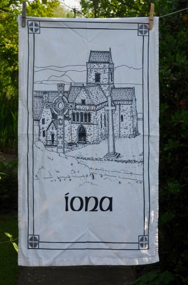 Iona: 1999 (and onwards). To read the story www.myteatowels.wordpress.com/2016/03/27/ion