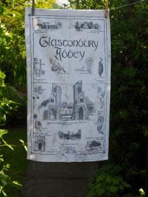 Glastonbury Abbey: 1995. To read the story www.myteatowels.wordpress.com/2015/11/08/gla