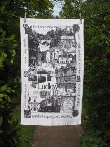 Ludlow, Shropshire: 2001. To read the story www.myteatowels.wordpress.com/2016/07/19/lud