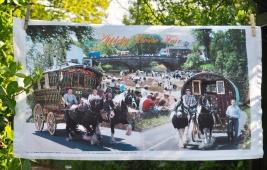 Appleby Horse Fair: 2013. To read the story www.myteatowels.wordpress.com/2015/10/26/app