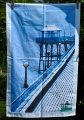 Clevedon Pier: 2015. To read the story www.myteatowels.wordpress.com/2016/04/13/clevedon-pier-2015/