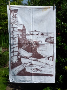 Mullion Cove: 1983. To read the story www.myteatowels.wordpress.com/2017/10/16/mul