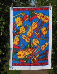 Edinburgh Fringe Festivak: 2015. To read the story www.myteatowels.wordpress.com/2016/08/19/edi