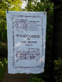 Widecombe-in-the-Moor: 2015. To read the story www.myteatowels.wordpress.com/2016/01/17/widecombe-in-the-moor-devon-2015/