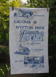 Escomb and Witton Park: 1985. To read the story www.myteatowels.wordpress.com/2016/02/11/esc
