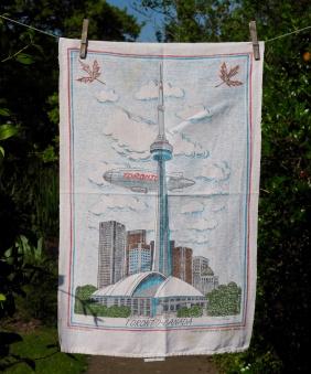 Toronto: 1988. To read the story www.myteatowels.wordpress.com/2017/12/14/can