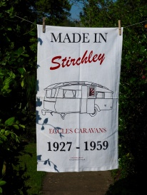 Made in Stirchley: 2013. To read the story www.myteatowels.wordpress.com/2016/08/24/mad