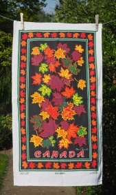 Canada in the Fall: 2008. To read the story www.myteatowels.wordpress.com/2017/10/26/can