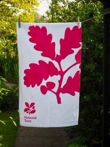 National Trust: 1984 to 2019. To read the story www.myteatowels.wordpress.com/2019/11/16/nat