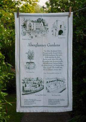 Aberglasny Gardens: 2012. To read the story www.myteatowels.wordpress.com/2017/10/18/abe