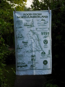 Food from Northumberland: 2009. To read the story www.myteatowels.wordpress.com/2017/07/25/gre