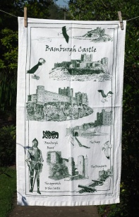 Bamburgh Castle: 1987. Not yet blogged about