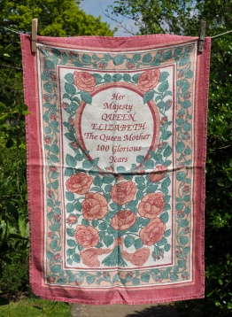 100 Glorious Years: 2000. To read the story www.myteatowels.wordpress.com/2016/04/21/100