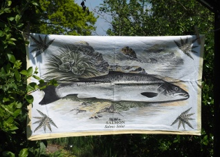 Compleat Angler: 1986. To read the story www.myteatowels.wordpress.com/2016/04/23/the-compleat-angler-1986/