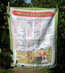Welsh Language: 1970. To read the story www.myteatowels.wordpress.com/2015/05/22/swansea-1970/