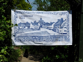 Finchingfield, Essex: 2006. To read the story www.myteatowels.wordpress.com/2016/05/19/fin