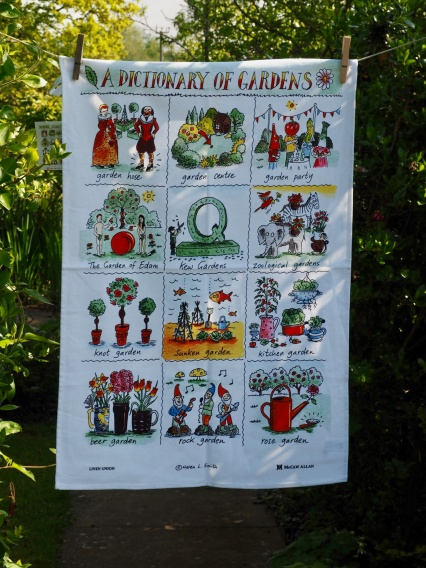 Dictionary of Gardens: 2014. To read the story www.myteatowels.wordpress.com/2016/02/20/dic