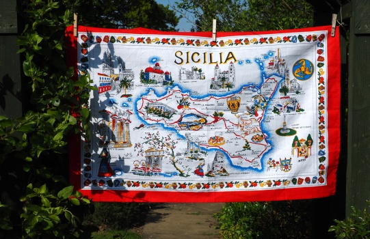 Sicilia: 2016. To read the story www.myteatowels.wordpress.com/2016/10/05/sic