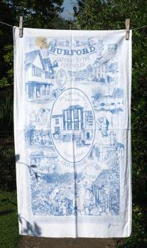 Burford, Oxfordshire: 2002. To read the story www.myteatowels.wordpress.com/2016/07/26/bur