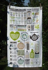 The Tea Towel - Celebrating the World's Favourite Leaf: 2016. To read the story www.myteatowels.wordpress.com/2016/07/29/the