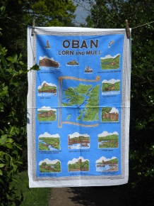 Oban, Lorn and Mull: 2010. To read the story www.myteatowels.wordpress.com/2016/04/17/oba
