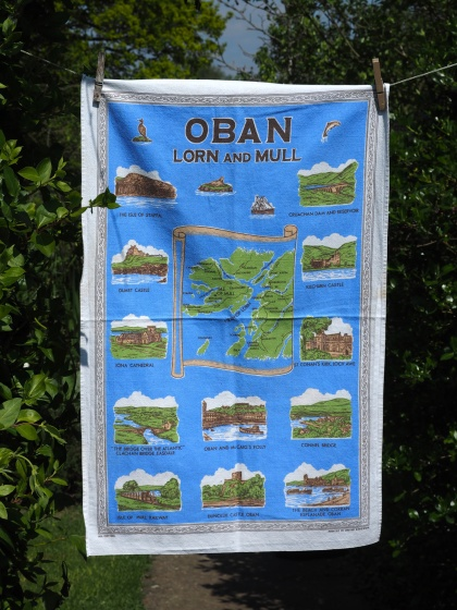 Oban, Lorn and Mull: 2010. To read the story www.myteatowels.wordpress.com/2016/04/17/oba