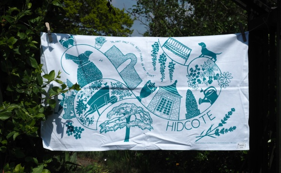 Hidcote Manor: 2016. To read the story www.myteatowels.wordpress.com/2016/06/01/hid