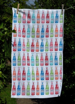 Tomato Ketchup: 2014. To read the story www.myteatowels.wordpress.com/2016/05/10/tom