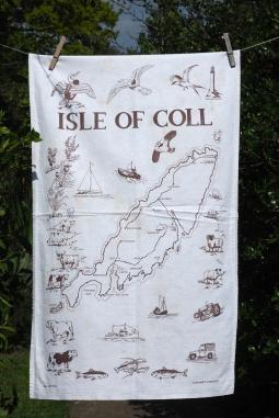 Isle of Coll: 1998. To read the story www.myteatowels.wordpress.com/2016/05/13/isl