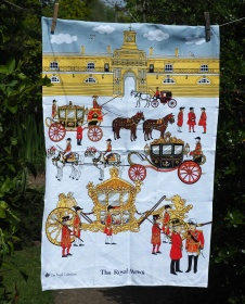 Royal Mews: 2016. To read the story www.myteatowels.wordpress.com/2016/06/12/the-royal-mews-2016/