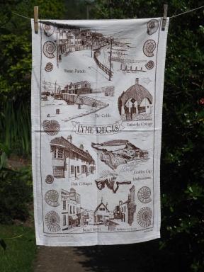 Lyme Regis: 2000. To read the story www.myteatowels.wordpress.com/2016/06/19/lym