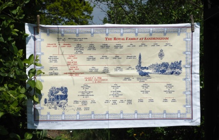 Royal Family at Sandringham: 2016. To read the story www.myteatowels.wordpress.com/2016/06/27/the-royal-family-at-sandringham-2016/